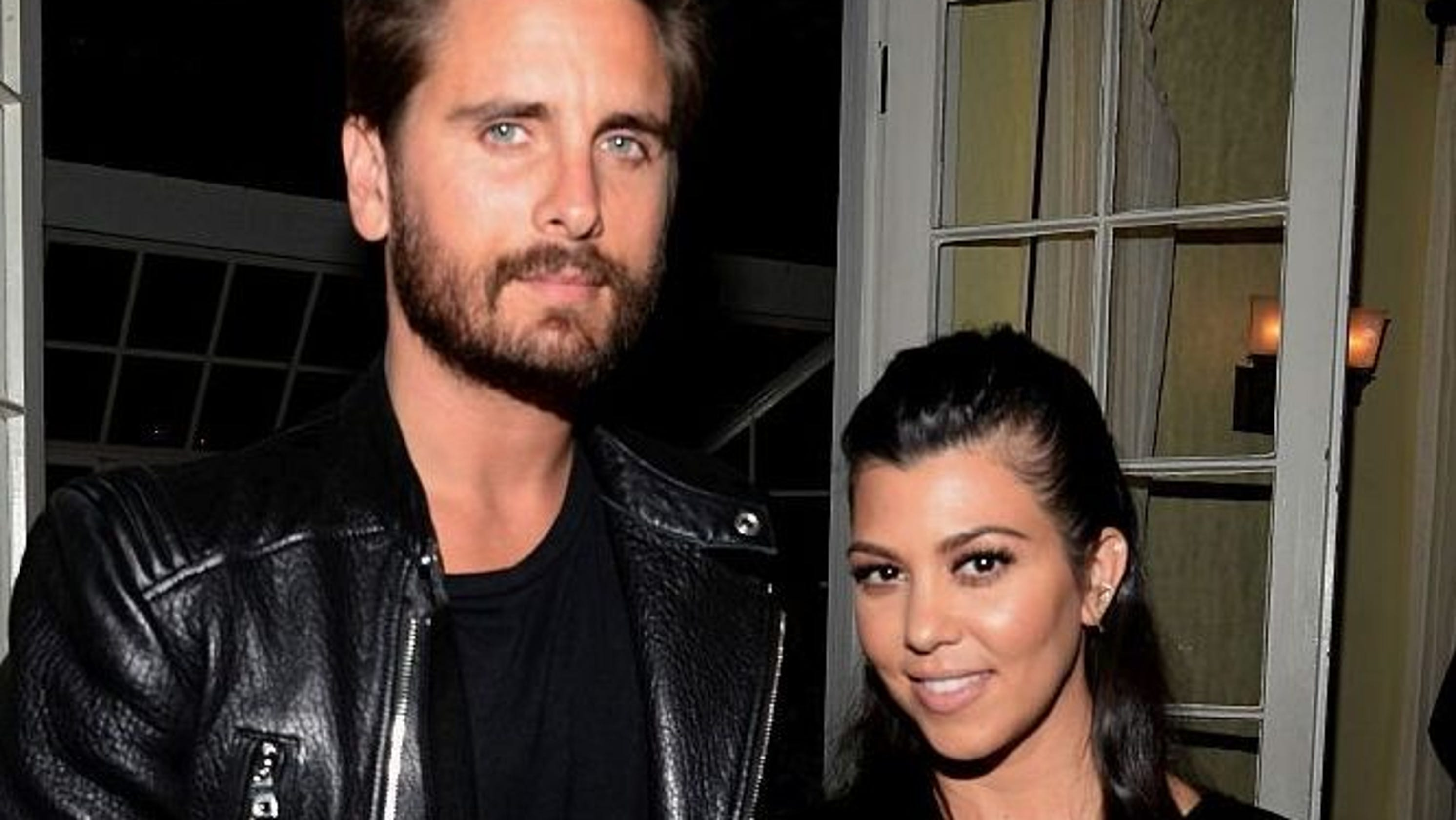 Kourtney Kardashian says her co-parenting style has a 'good message""