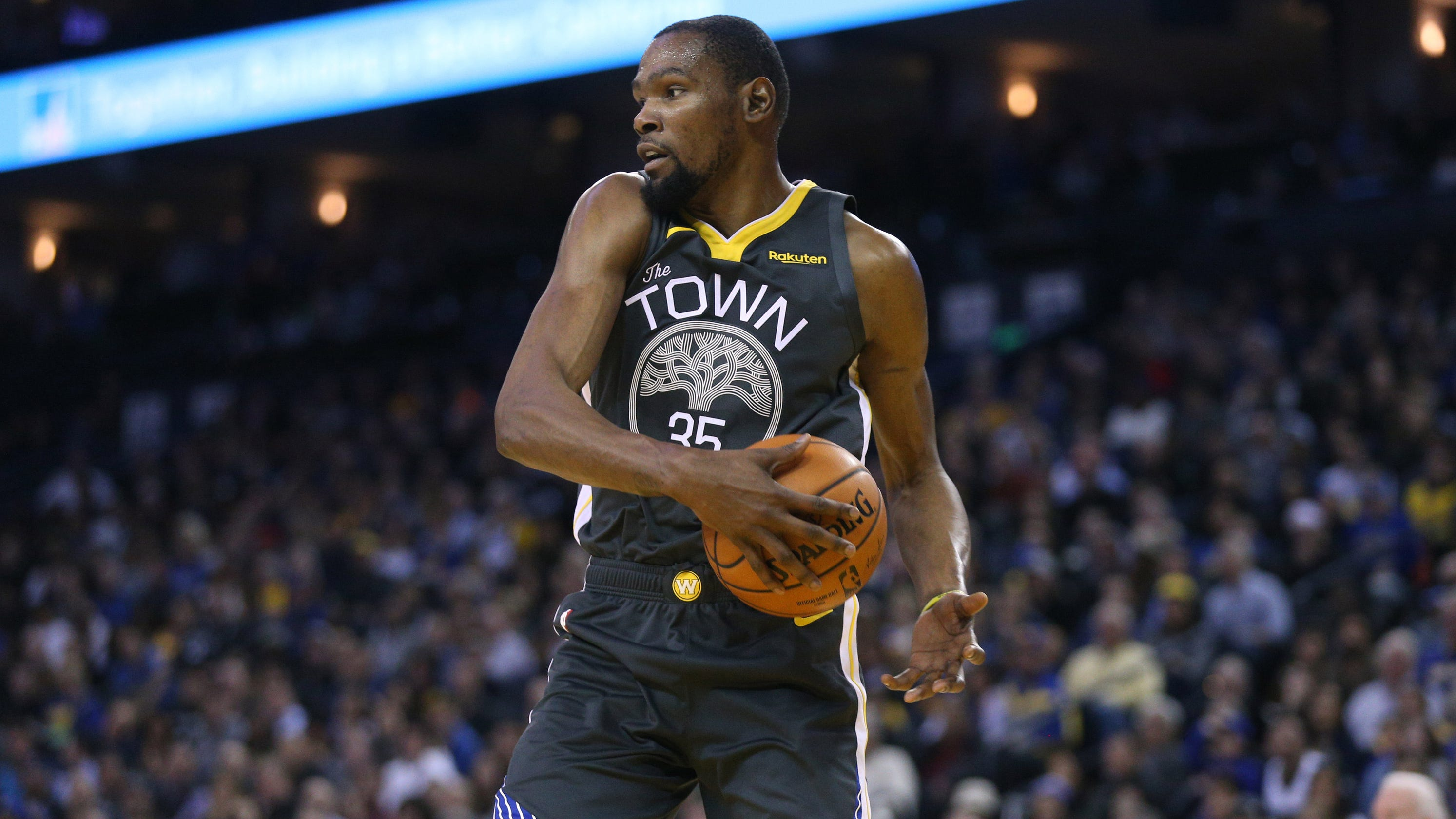 Warriors star Kevin Durant rips media   Let us play basketball 8725123b8