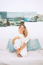 Jen Gotch, co-founder and chief creative officer of ban.do, a lifestyle company and shop.