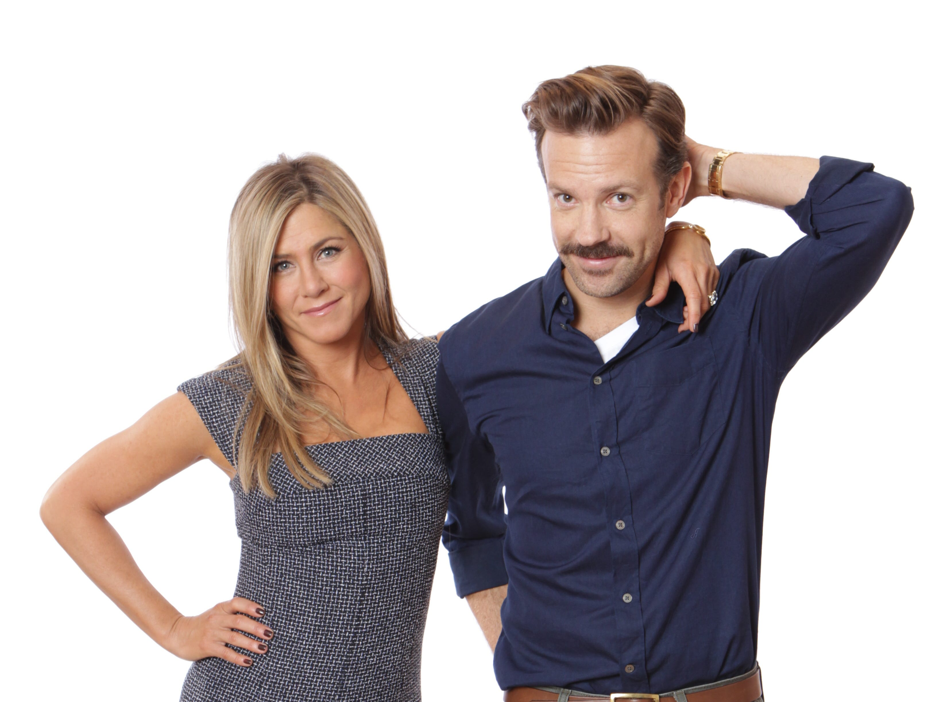 """In 2013, she starred opposite """"Saturday Night Live"""" alumnus Jason Sudeikis in """"We're the Millers,"""" posing as a family to smuggle an RV full of marijuana through the U.S./Mexico border."""