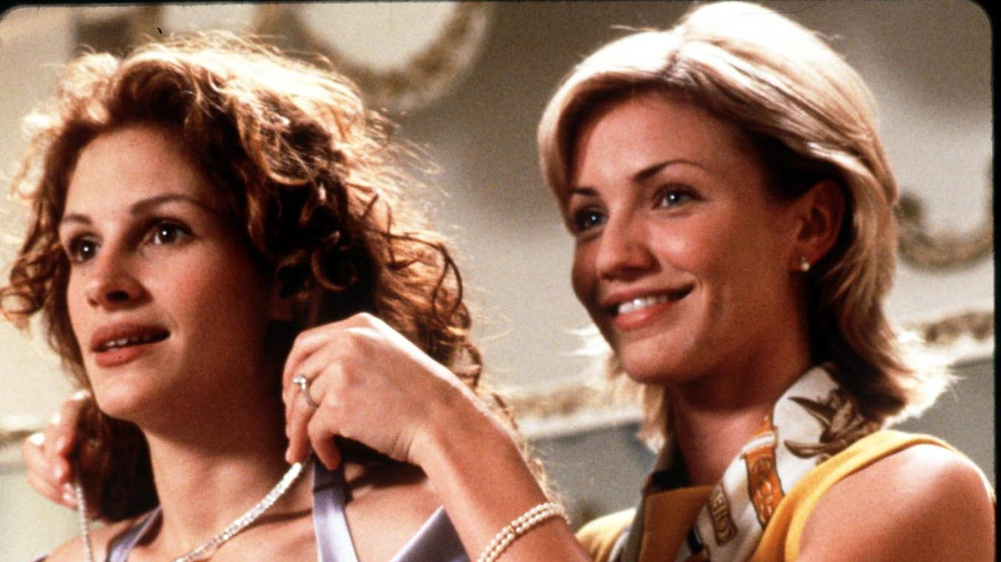 My Best Friend's Wedding' reunion: Julia Roberts, Cameron