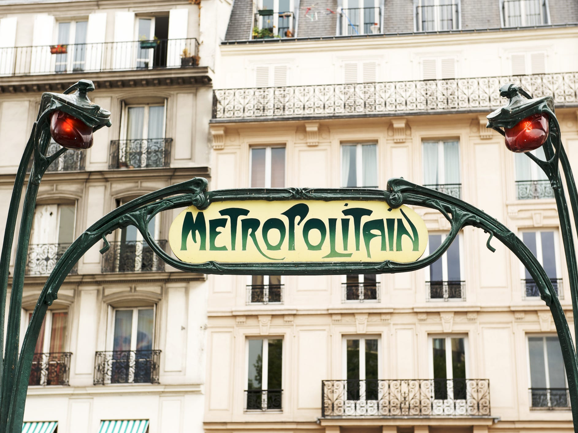 Paris: The venerable subway system in Paris — with its distinctive art deco-style Metropolitain signs marking many of the stations — has been carrying visitors and locals across the city since 1900. Its color-coded lines are easy to navigate, and the organization that operates the Metro, RATP, offers an app that works offline to help visitors find their way around.