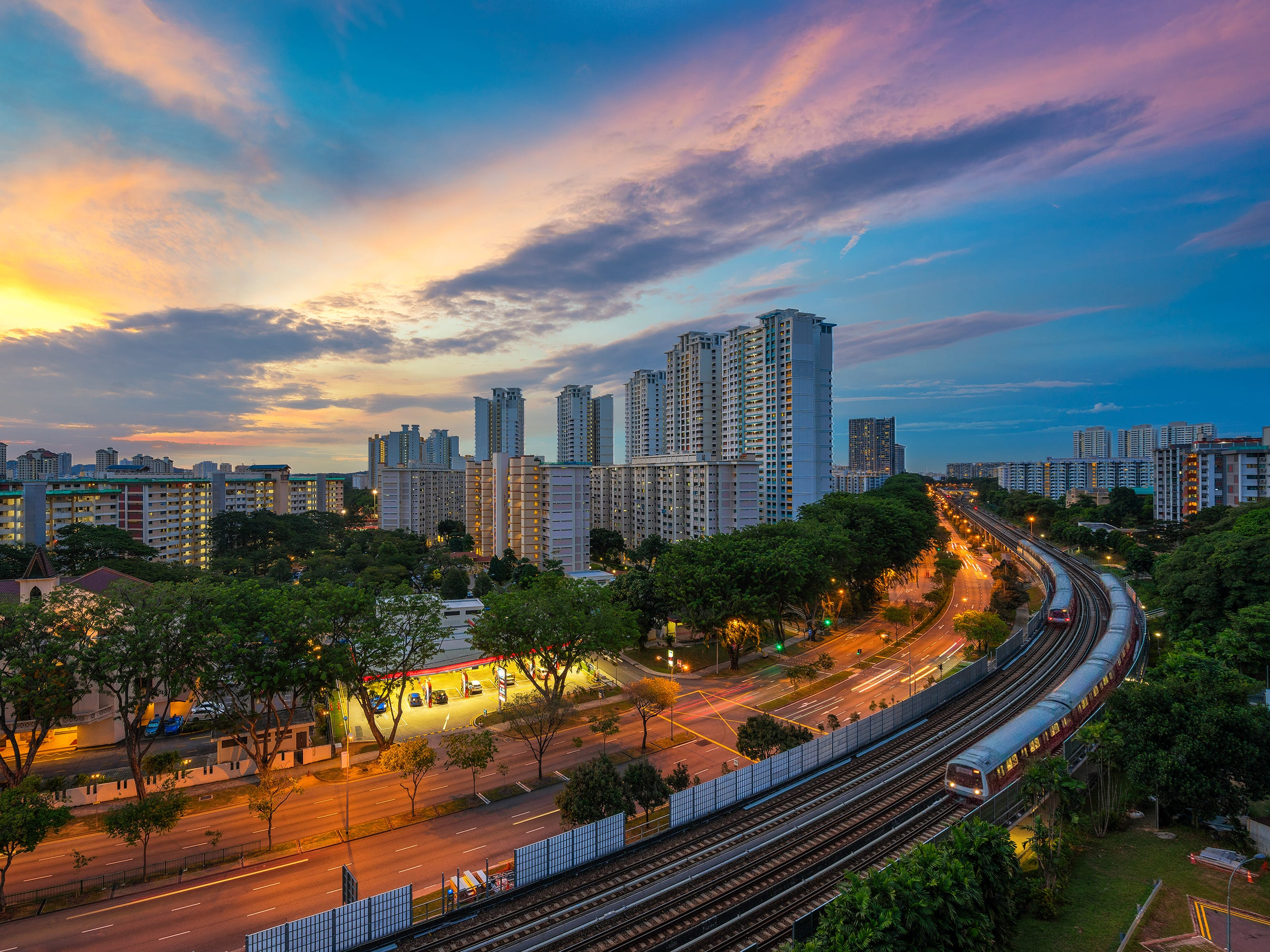 Singapore: Cheap, clean trains whisk travelers from one top attraction to another, including Chinatown, Gardens by the Bay and the upmarket shops of Orchard Road. Where Singapore's trains don't go, the buses do — and an EZ-Link card gets you access to both networks.