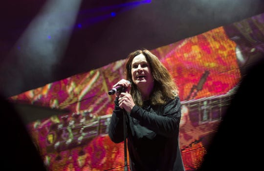 Ozzy Osbourne has postponed his 2019 tour due to injury.