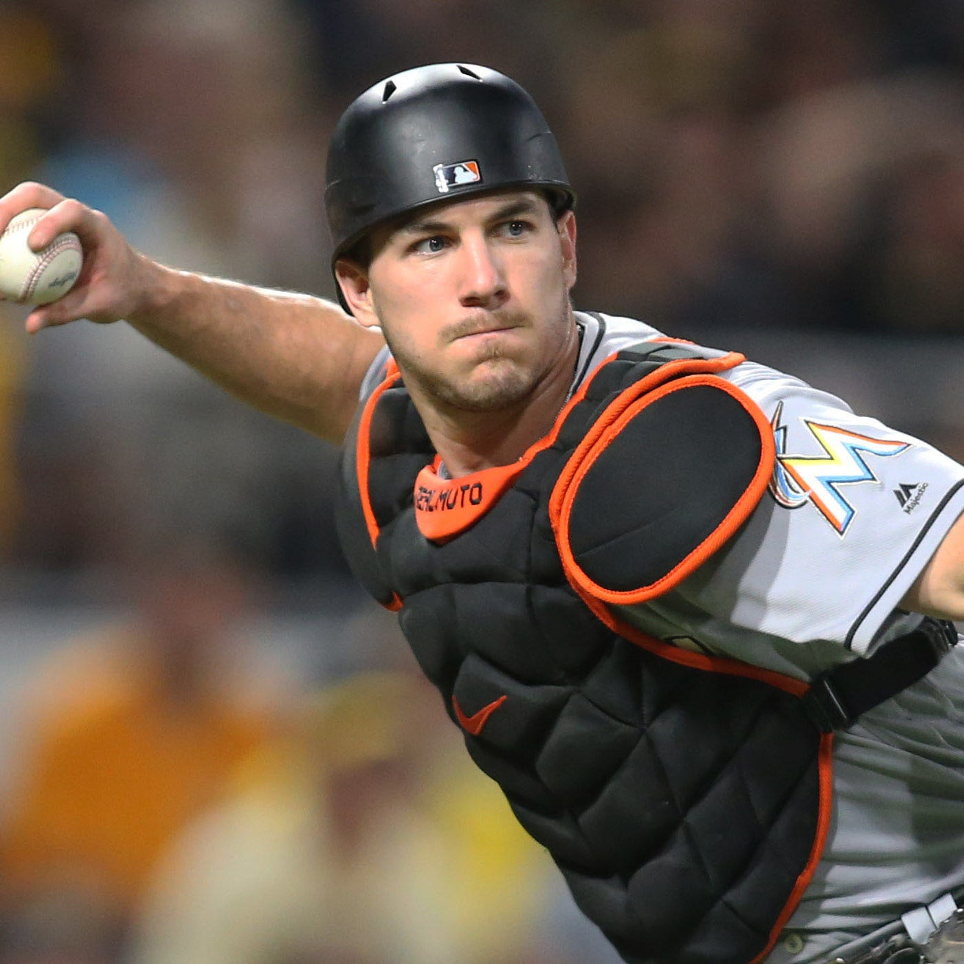 Phillies get All-Star catcher J.T. Realmuto in trade with Marlins