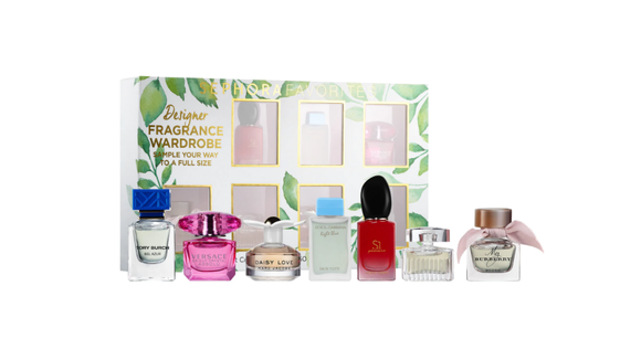 Best Valentine's Day Gifts 2019: Sephora Perfume Sampler