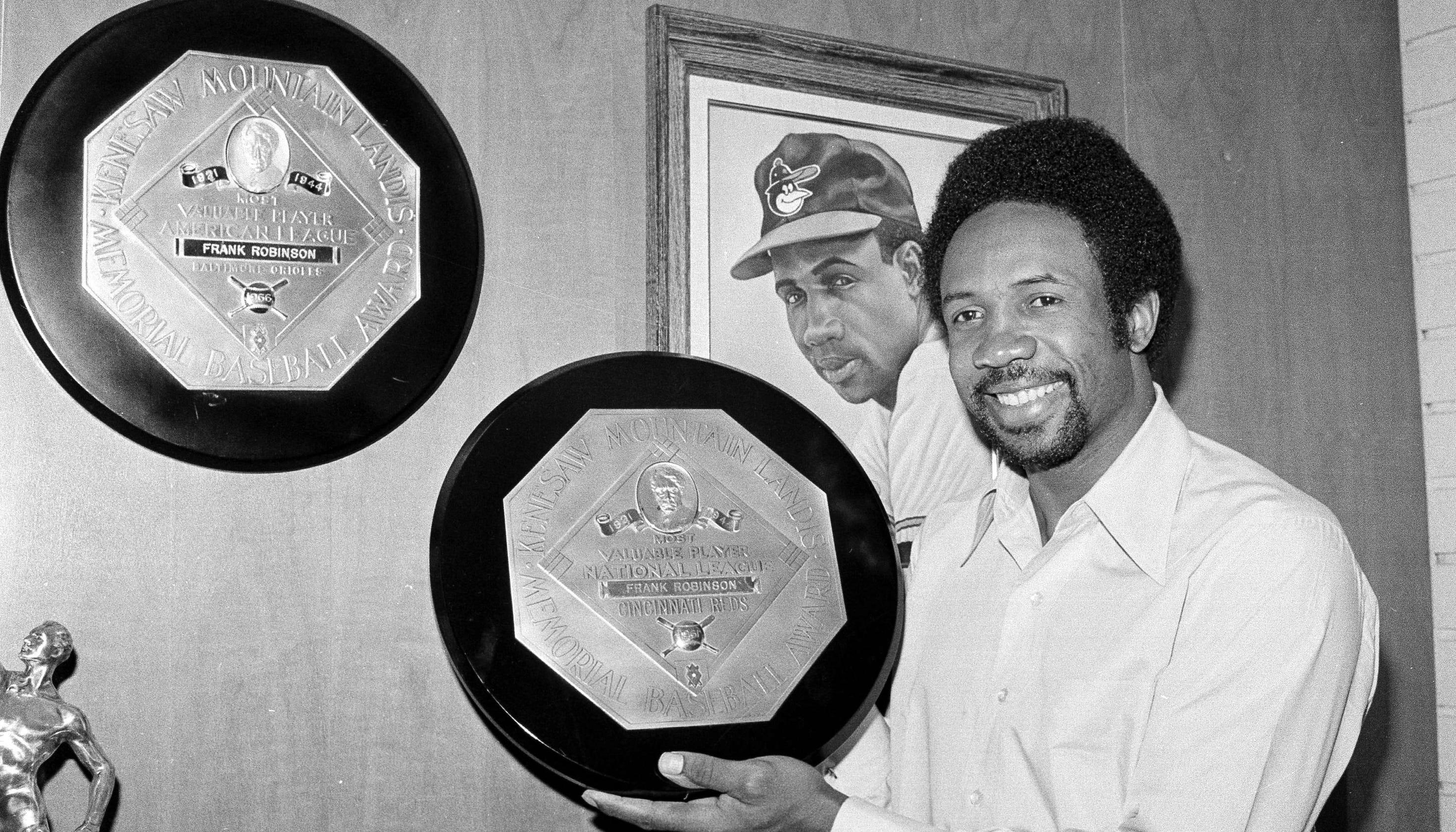 75eb0d6ff Frank Robinson  In appreciation of an underrated MLB legend