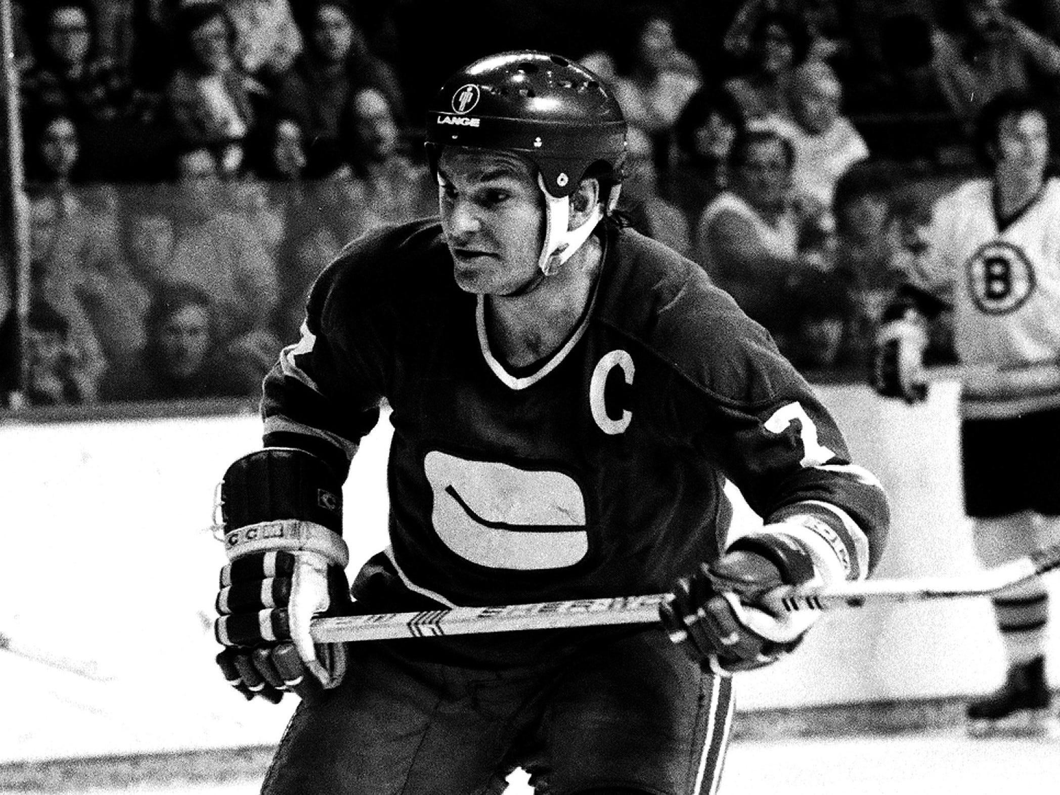 Andre Boudrias, hockey, 1943-2019