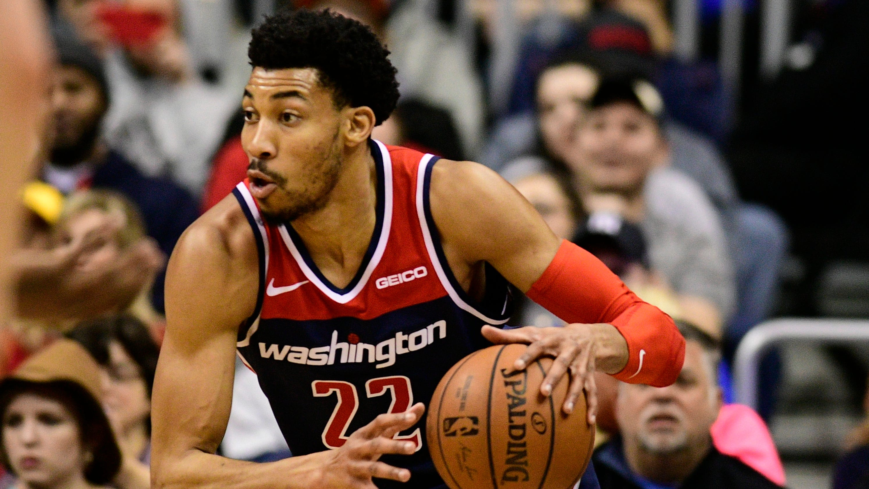 12d51d27a Otto Porter traded to Bulls by Wizards for Bobby Portis