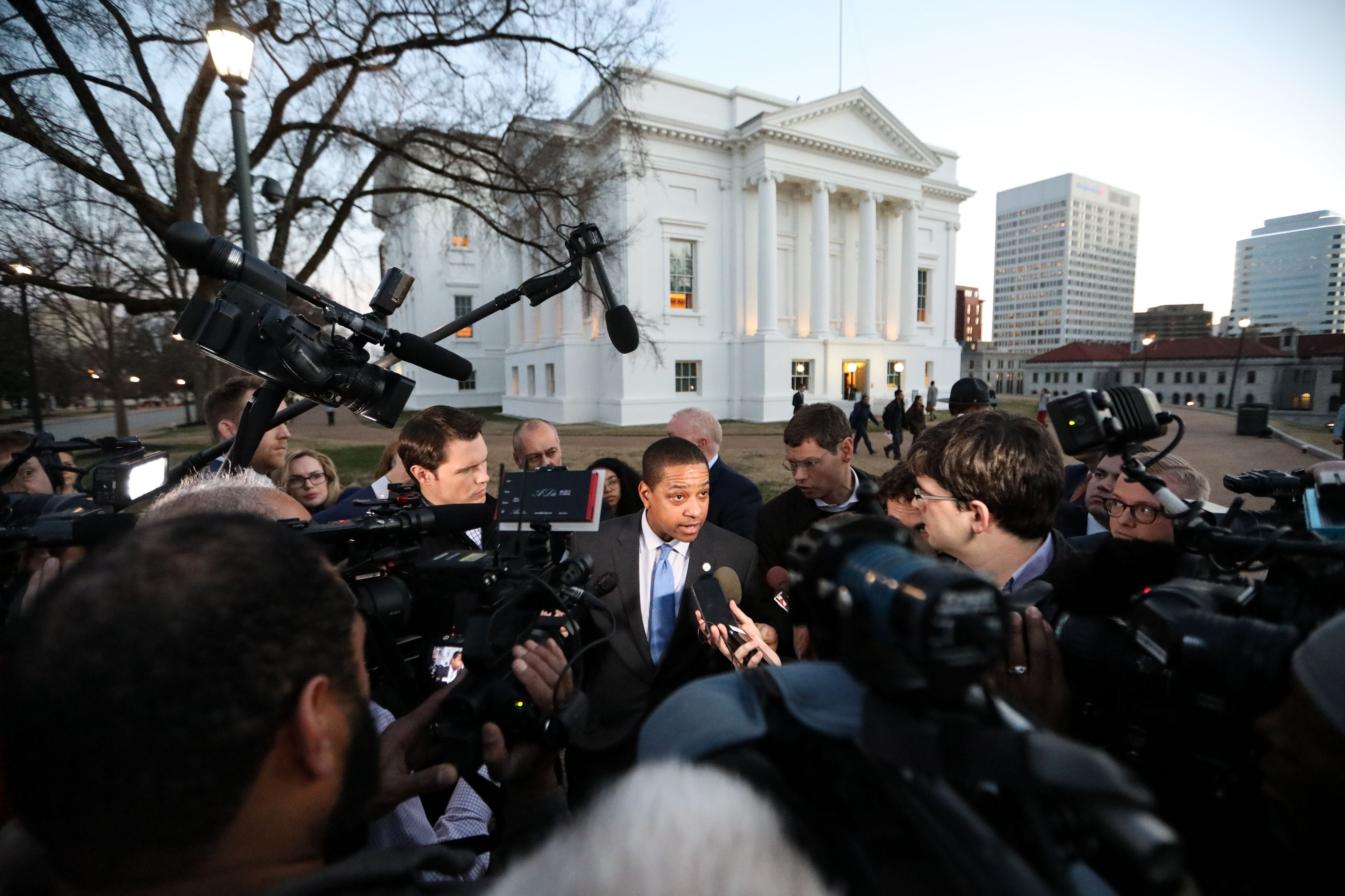 Accuser vs accused: What both sides say in latest assault claim against Virginia Lt. Governor Justin Fairfax