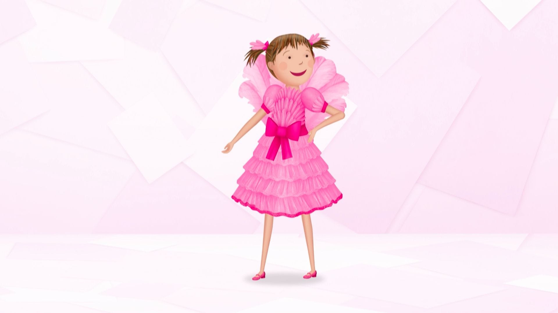 Watch exclusive clip of 'Pinkalicious & Peterrific' Valentine's Day celebration
