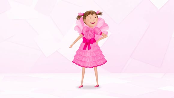 "A new episode of ""Pinkalicious & Peterrific"" premieres on Monday, Feb. 11 with a Valentine's Day celebration."