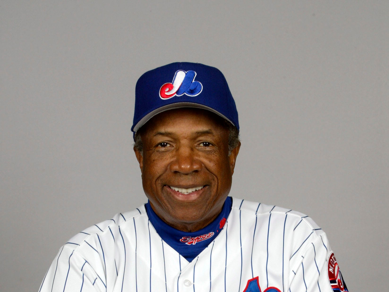 Frank Robinson managed the Montreal Expos from 2002-2004 before the franchise moved to Washington.