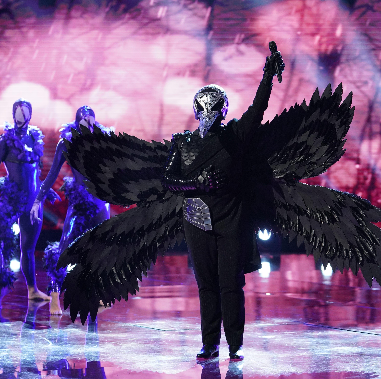 """Raven on """"The Masked Singer."""""""