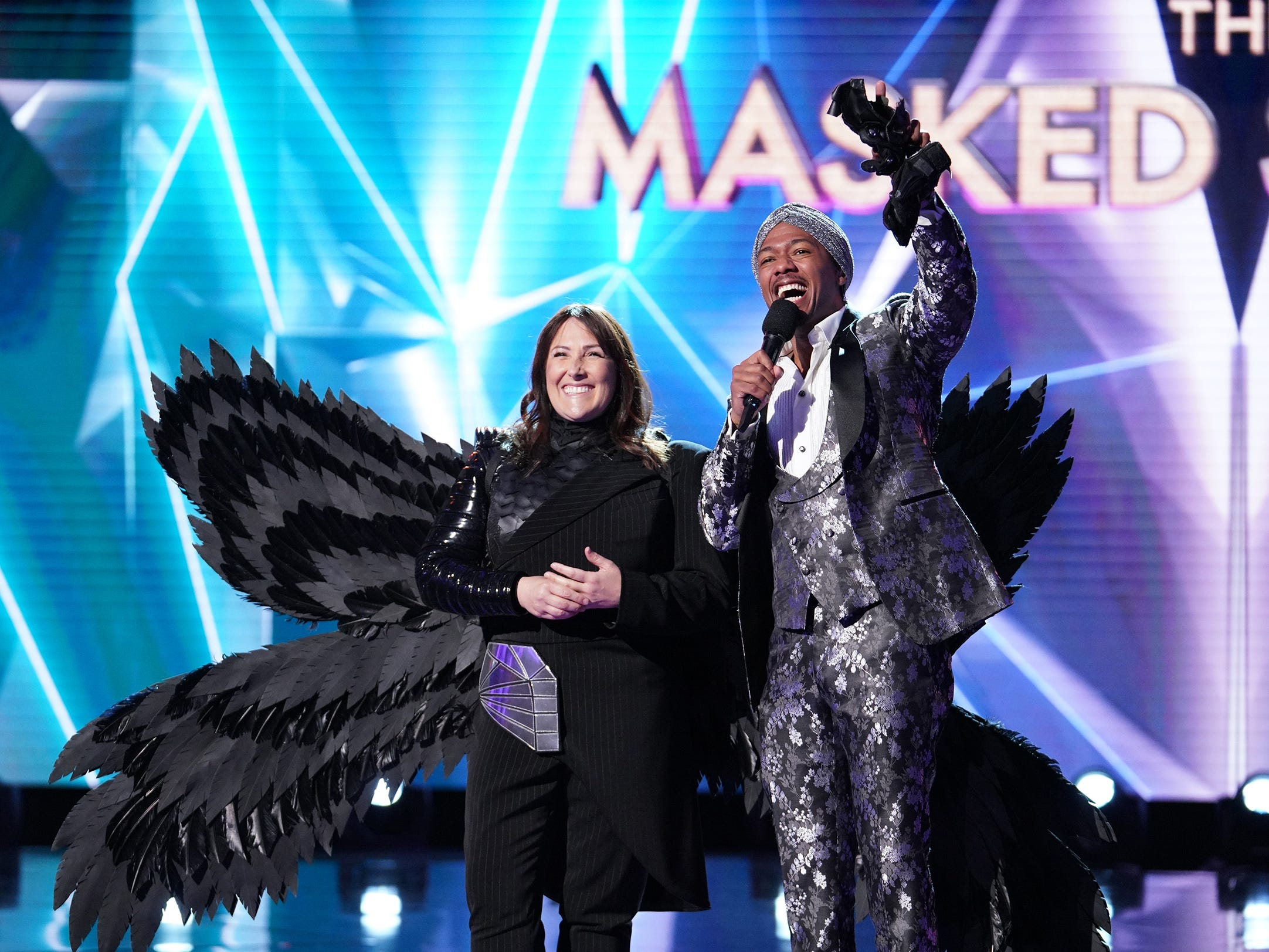 "Ricki Lake reveals herself as The Raven during the Feb. 6, 2019, episode of Fox's ""The Masked Singer."" The 50-year-old, who rose to fame in the original 1988 film version of ""Hairspray"" told the Television Critics Association that the hardest part of this job has been keeping my mouth shut."""