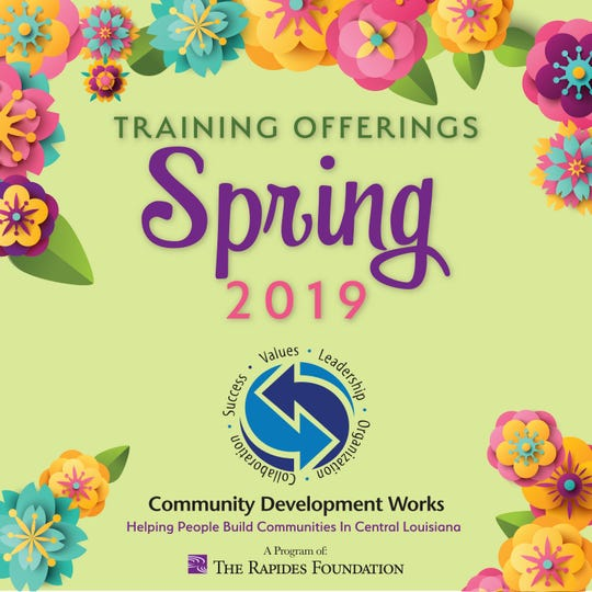 Community Development Works is offering free skill-building trainings.