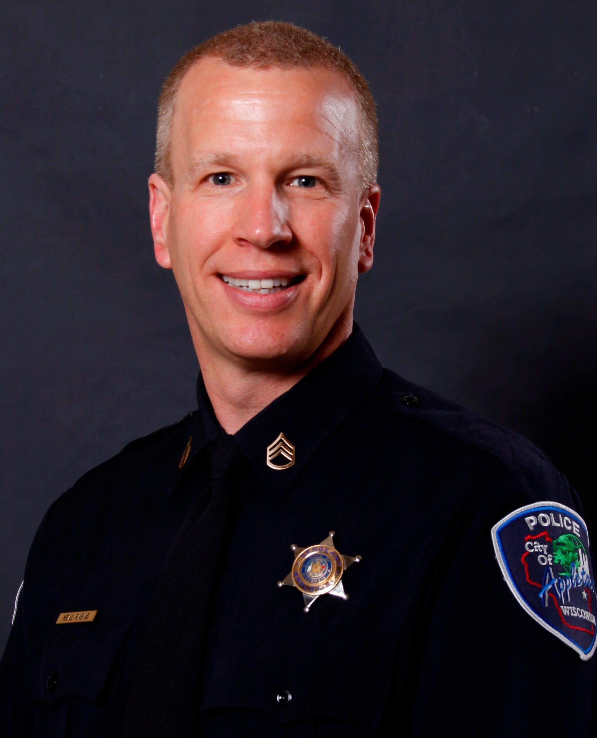 Sgt. Neal Rabas