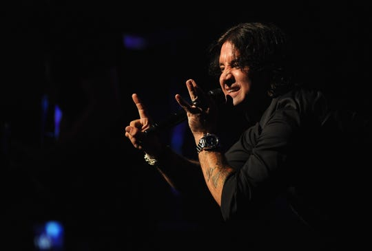 Scott Stapp will play Waterfest in Oshkosh on June 20.