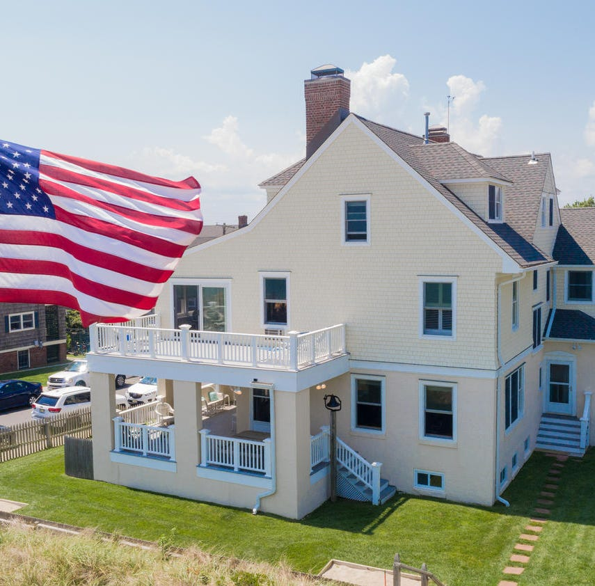 Check out $6.8 M Bay Head oceanfront mansion
