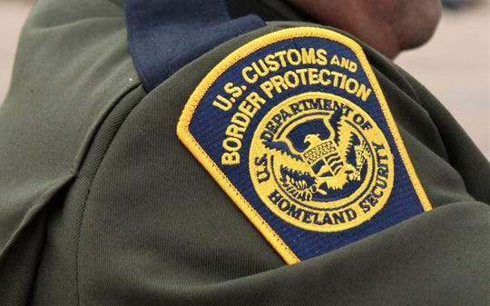 The U.S. Customs and Border Patrol runs checkpoints along the highways in the southwest and getting through those checkpoints while being white doesn't seem to be a problem.