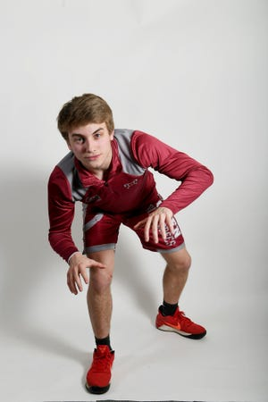 Wesley Melton, a senior at Owen High, is the Ingles Athlete of the Week.