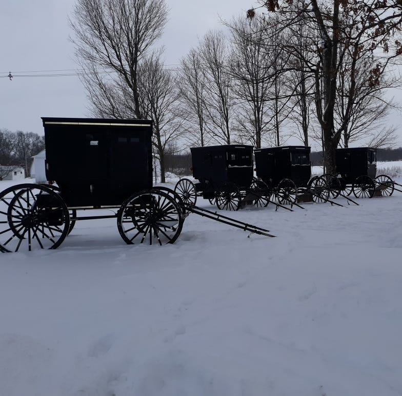 Amish Kitchen: Getting along in the cold weather