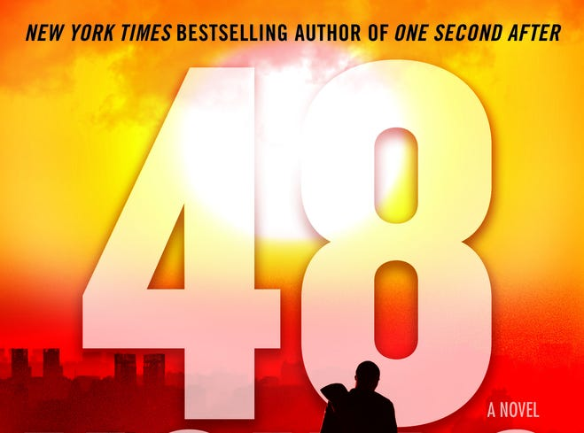 Forstchen explores existential threat in '48 Hours'