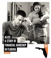 In Brevard County, 27 percent of households fall under whatUnited Way calls Asset Limited, Income Constrained, Employed or ALICE.