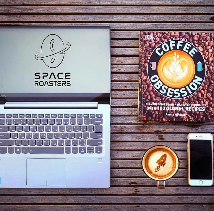Space Roasters startup wants to roast coffee beans in space