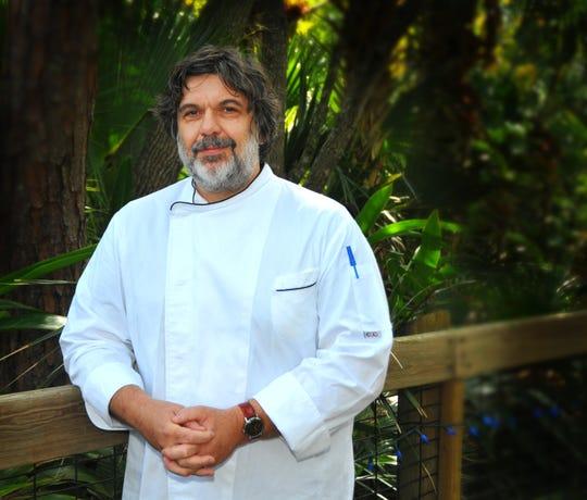 Chef Luca Filadi