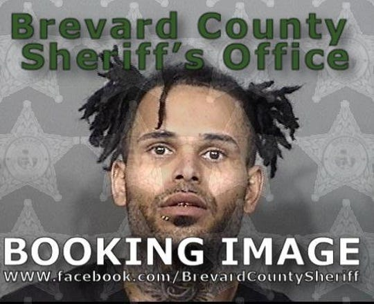 Teddy King, 28, of Melbourne was arrested Thursday after deputies said he tried to break in to a business on Merritt Island.