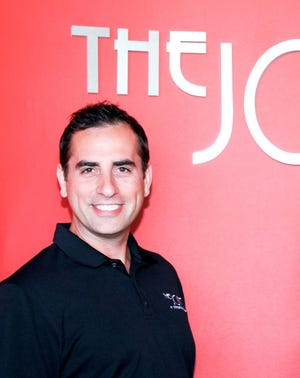 Dr. Daniel Weber, owner and lead chiropractor at The Joint.