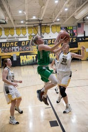 Huntington defeated Paint Valley 63-56 Thursday night in Bainbridge, Ohio.