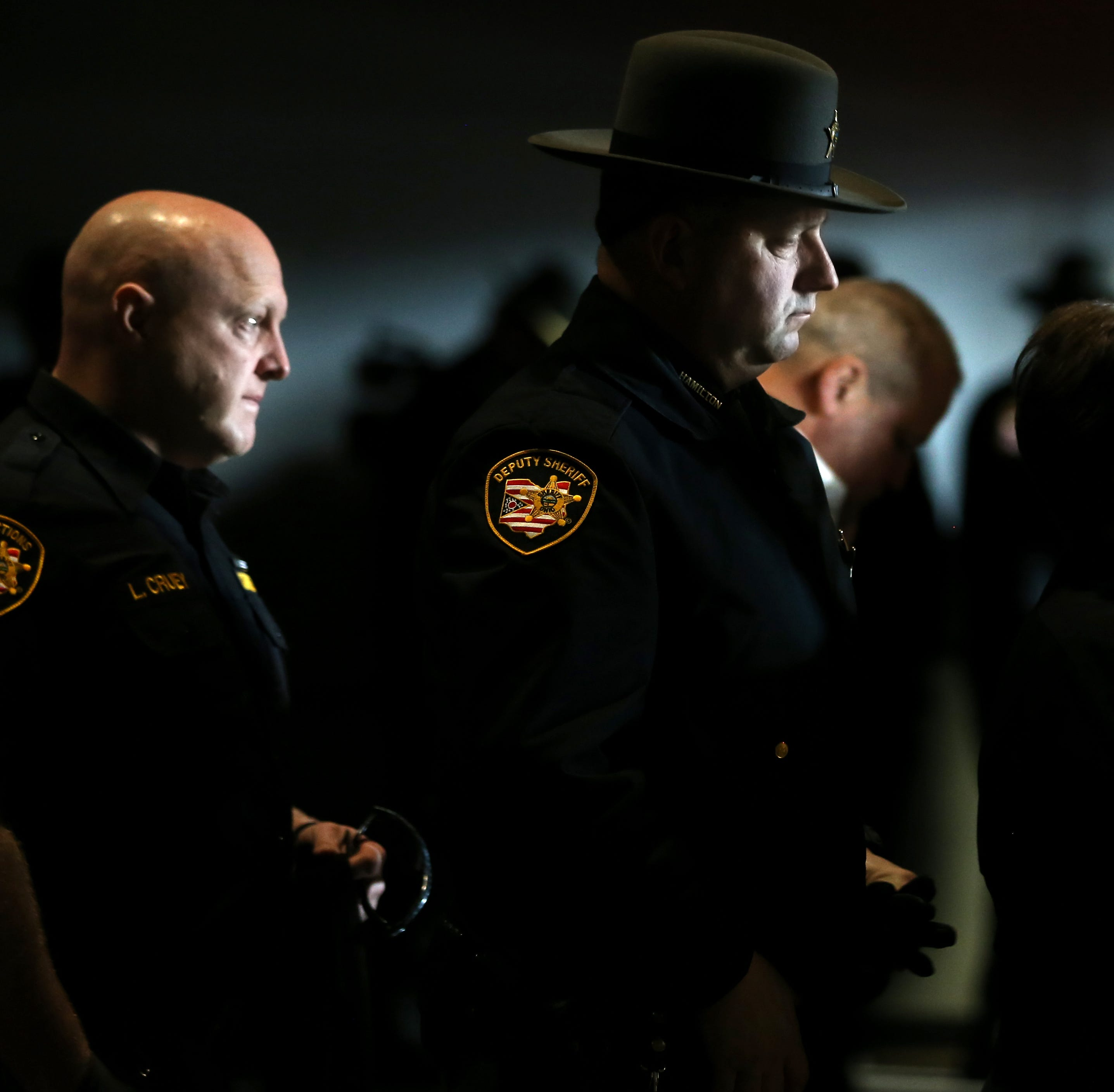 Hundreds prove to pay respects as Clermont deputy killed in line of responsibility is laid to leisure