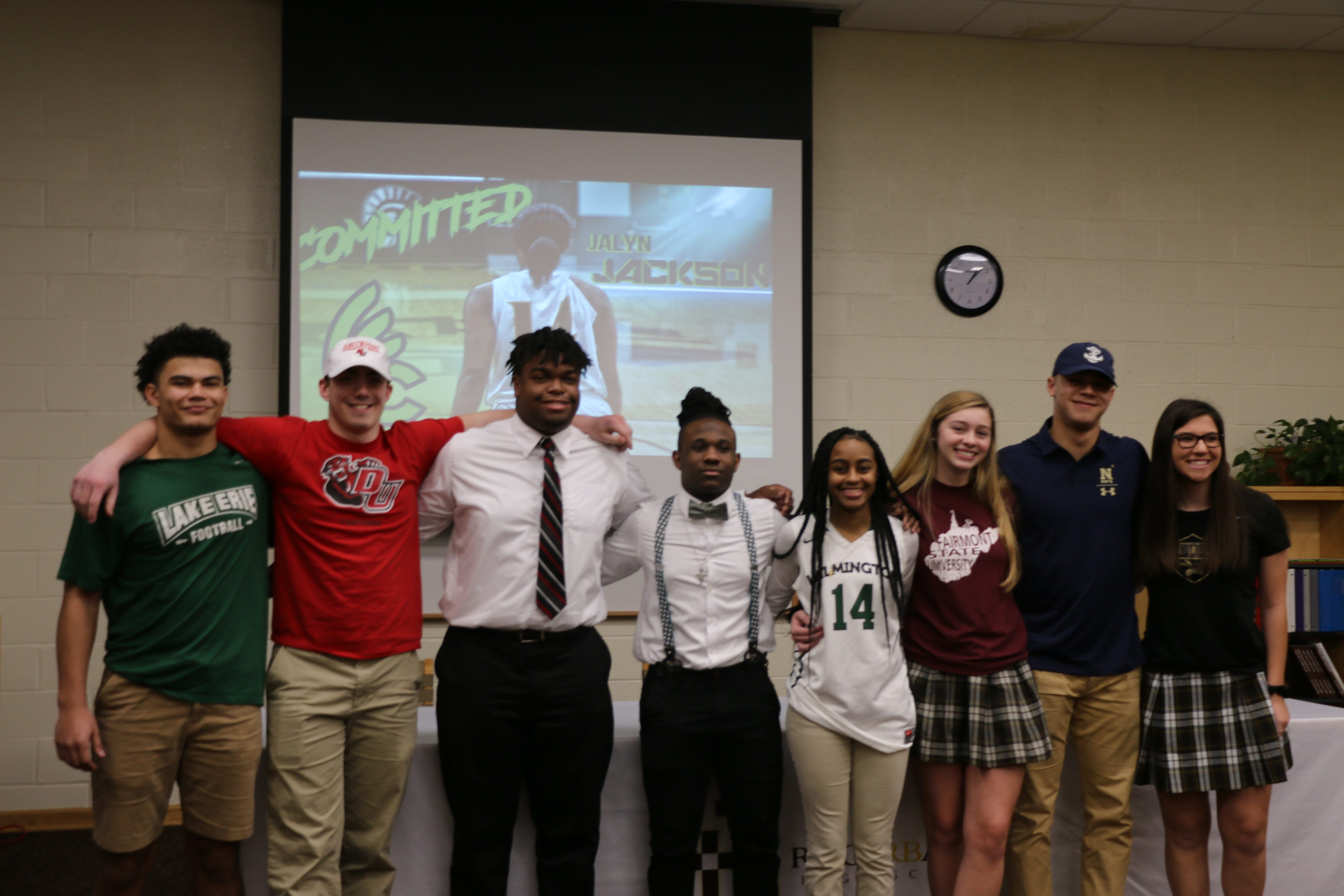 february signing day  who u0026 39 s signing to play college sports