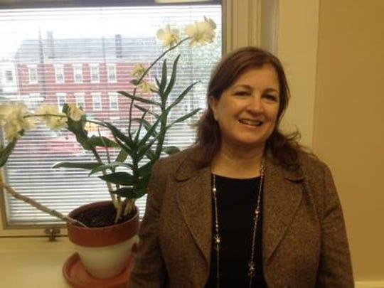 Former Perth Amboy Superintendent of Schools Janine Walker Caffrey