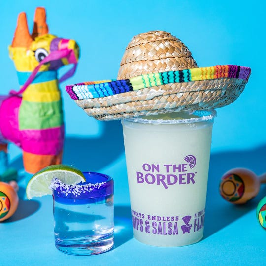 On The Border is looking for a CMO: Chief Margarita Officer