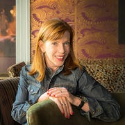 Susan Orleans, a celebrated author and journalist, will appear at the DSM Book Festival.