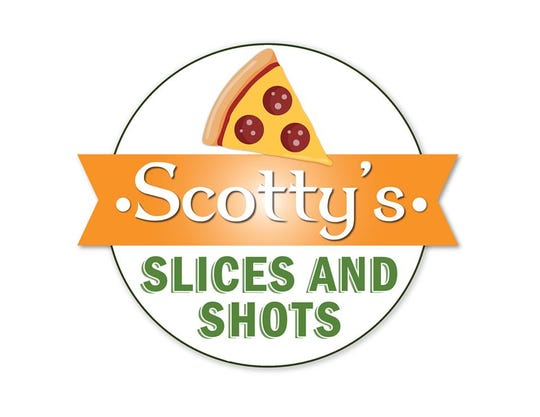 Scotty's Slices and Shots logo