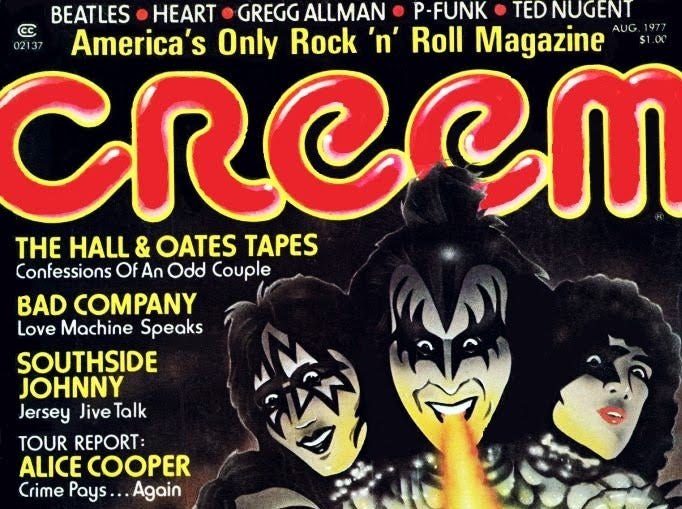 'Boy Howdy! The Story of Creem Magazine' to open Freep Film Festival