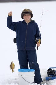 Free Fishing Weekend will take place at state parks and recreation areas across the state on Feb. 16 and 17.