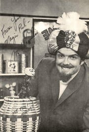 """Larry Thompson, best known as Mr. Whoodini in """"Bozo's Big Top,"""" died Feb. 5 at the age of 76."""