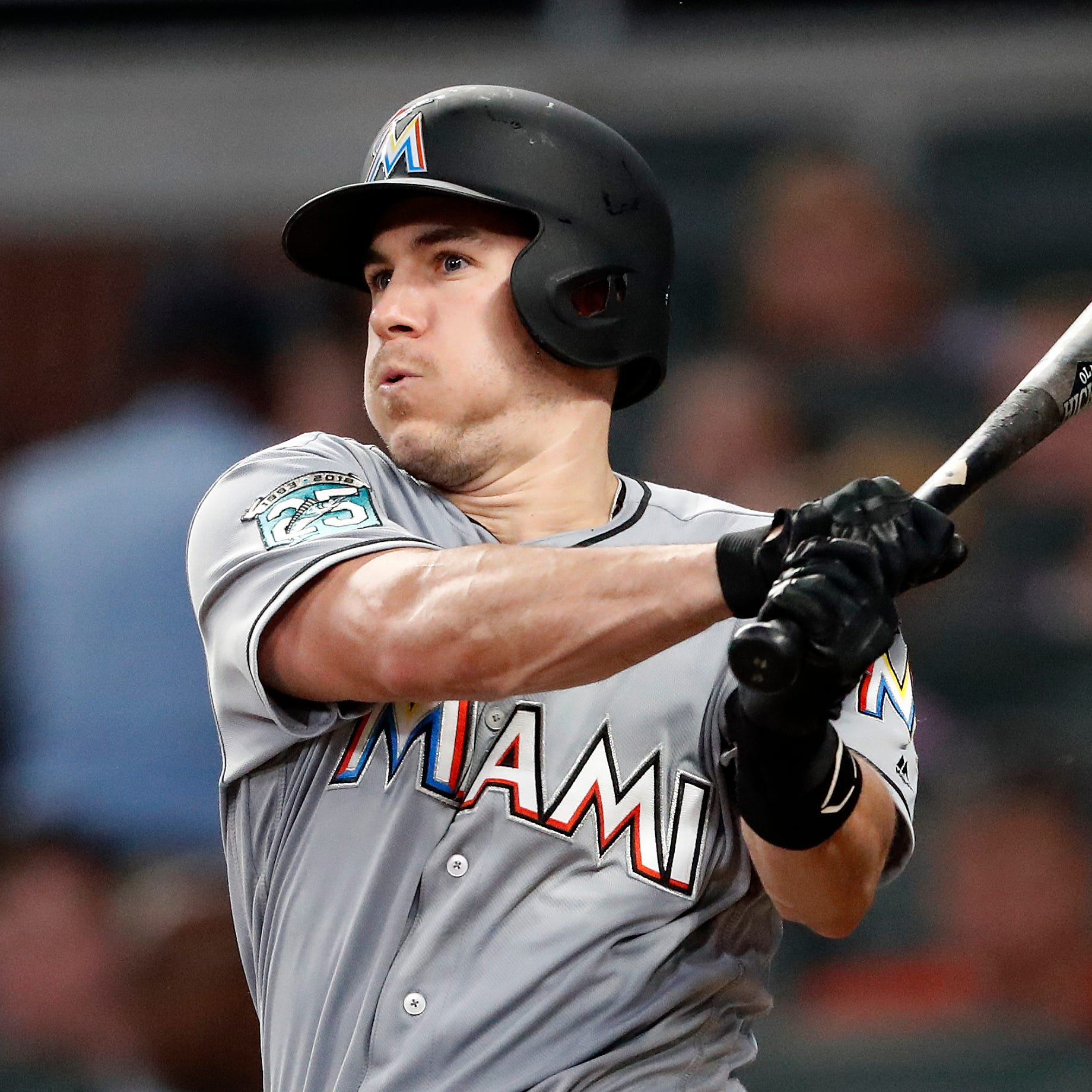Thursday's baseball: Phillies get top catcher Realmuto from Marlins for three players