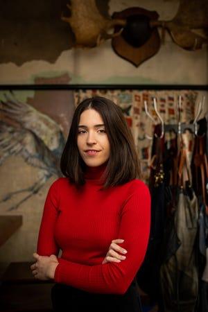 Paulina Schemanski is the new wine expert at Mabel Gray in Hazel Park.
