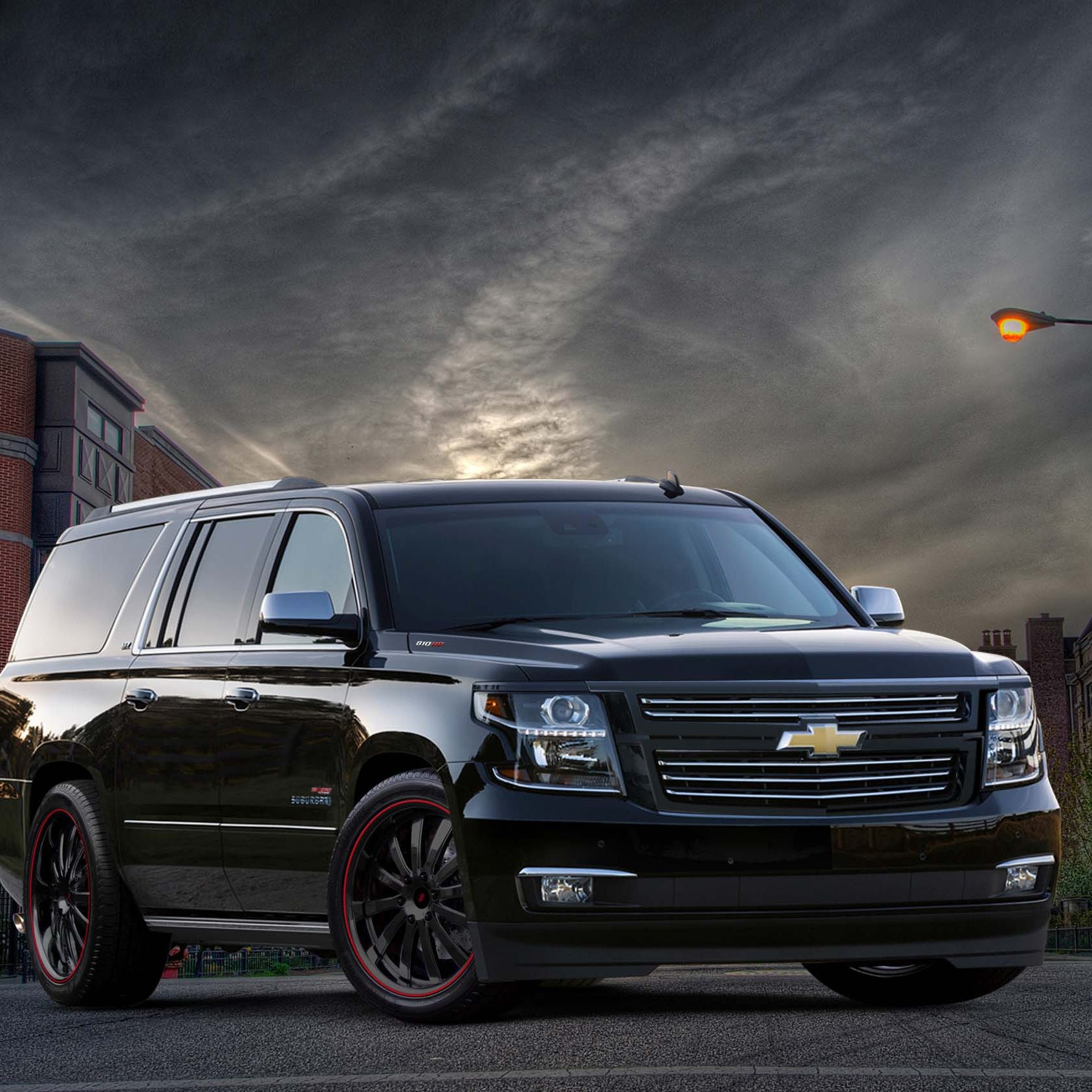 Payne: The 1,000-hp Chevy Suburban mega-ute is here
