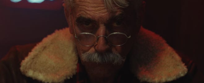 """Sam Elliott in """"The Man Who Killed Hitler and Then The Bigfoot."""""""
