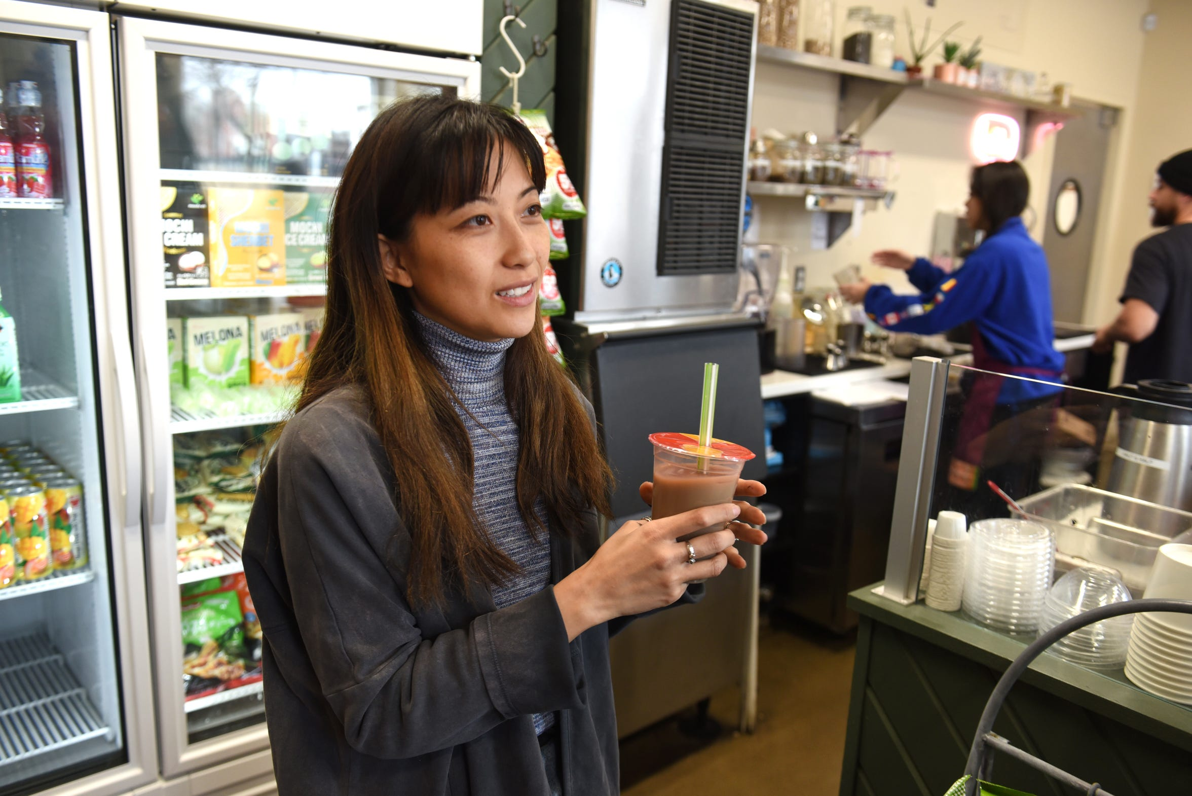 Gowhnou Lee, co-owner of Tou & Mai, speaks of the Lunar New Year and the new business that she and her husband Cedric opened in Detroit's midtown.