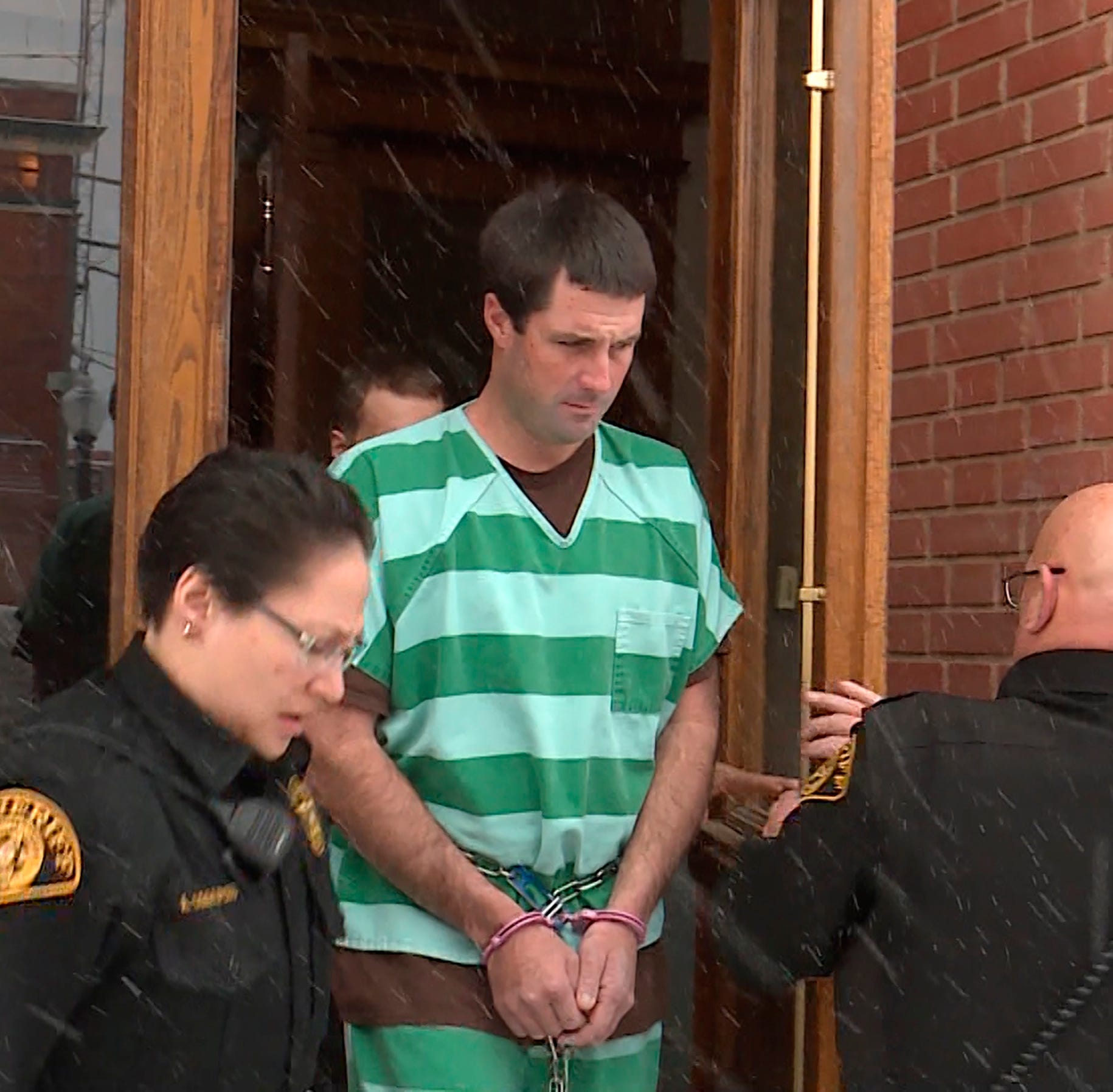 Patrick Frazee pleads not guilty in death of child's mother, Kelsey Berreth