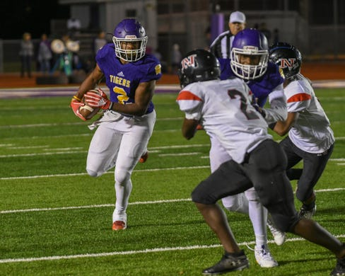 f3aff38c Westgate High School (Louisiana) running back Tyreese Jackson has signed  with Colorado State.