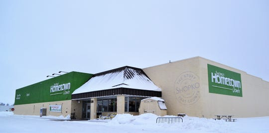The Shopko Hometown store in Oconto is not among the 251 stores the company plans to close in the next three months.